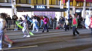 parade ribbon san francisco new year parade 2016 west portal elementary