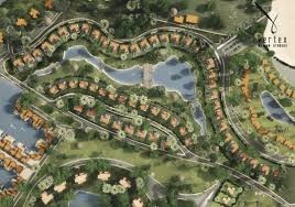 five phases of resort planning and development design sketch