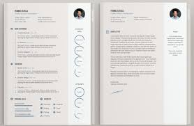 resume template free cool creative resume template download free