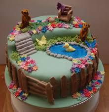 21 best garden images on pinterest garden cakes cake ideas and
