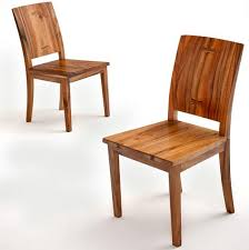 Dining Chairs Wood Sustainable Woods Are Handcrafted Into A Unique Contemporary