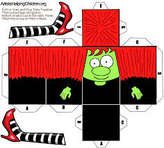 Cut And Paste Halloween Printables by Free Halloween Crafts For Kids Printable U2013 Fun For Halloween