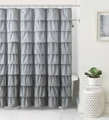 Urban Outfitters Waterfall Ruffle Curtain by Petit Couli Ruffle Shower Curtain Ruffles Curtains And Ruffle