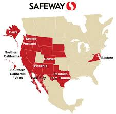 safeway investor relations stores by division state