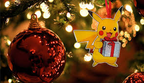 toys r us hosting pikachu ornament promotion for the holidays