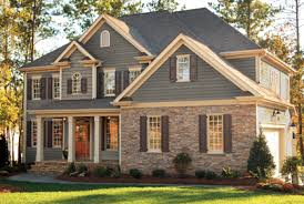 different styles of house siding home style
