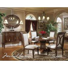 Michael Amini Dining Room Dining Table Minimalist Image Of Dining Room Decoration Using