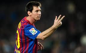 Messi y CR7: Pequeñas diferencias.