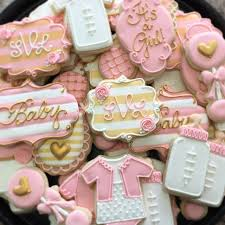 baby shower cookies baby shower cookie ideas jagl info