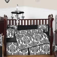 Black And Gold Crib Bedding Baby Crib Bedding