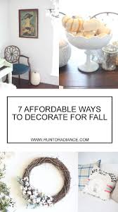 25 best ideas about cheap fall decorations on pinterest diy