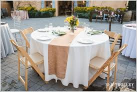 tablecloth for round table that seats 8 milagro farm winery weddings events rental items gallery