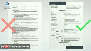 Best Resume Builder For Freshers by Resume Tips How To Write A Good Resume Resume Building For