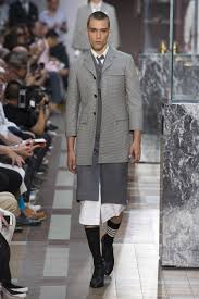 Thom Browne Spring 2014 Ready by Thom Browne Spring 2018 Menswear Collection Vogue
