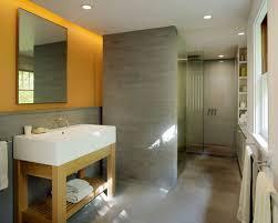 orange bathroom ideas orange and gray bathroom ideas houzz