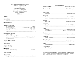 church programs templates free printable church program template printable template 2017