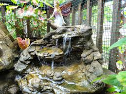 Small Backyard Ponds And Waterfalls by Small Garden Waterfalls Backyard U0026 Fake Rock Waterfalls