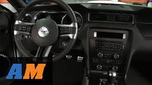 2011 Mustang V6 Interior Mustang Carbon Fiber Dash Overlay Kit 10 14 All Review Youtube