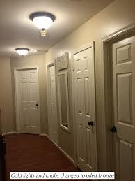 accessories paneled doors with brushed nickel door knobs and
