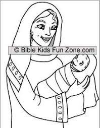 baby jesus coloring page god helped deborah lead the people coloring page children u0027s