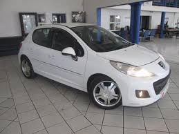 peugeot used dealers used peugeot 207 cars for sale in boksburg on auto trader