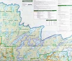 Boundary Waters Map Rochester Minnesota Location On The Us Map Map Of The United