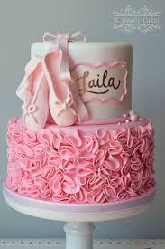 ballerina baby shower cake ballerina theme birthday cake by k noelle cakes cakes by k