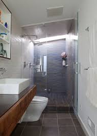 compact bathroom designs awesome narrow bathroom design ideas narrow