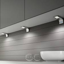 kitchen under cabinet lighting led modica led under cabinet surface mounted light