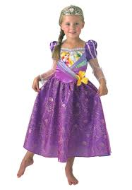 disney rapunzel costume shimmer dress escapade uk