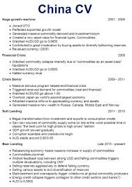 Job Resume For Kroger by Would You Hire It China U0027s