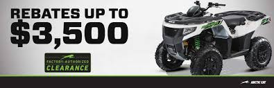 arctic cat factory authorized clearance on atvs chesty1 duluth