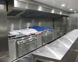 remorque cuisine cuisine industrielle avec habitation catégorie semi remorque
