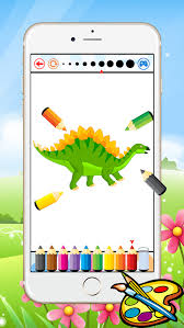dinosaur dragon coloring book drawing for kid free game dino