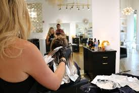 Hair Extensions St Louis Mo by Balayage Salon St Louis Best Balayage Hair Color Salon