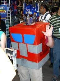 Transformer Halloween Costume Transformers Costume Cardboard Box Halloween