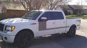 Ford F150 Truck 2012 - 2012 oxford white ford f150 fx 2 ecoboost pictures mods
