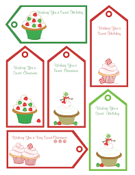 8 best images of christmas gift name tags printables free