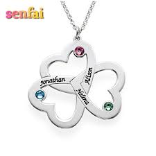 name necklaces cheap online get cheap couples name necklaces aliexpress alibaba