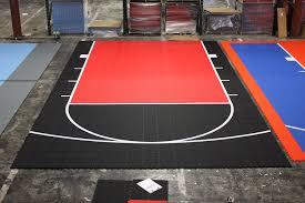 amazon com duraplay half court basketball kit sports u0026 outdoors
