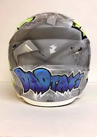 Custom Helmet Painting Moto Related Motocross Forums Message