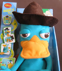 perry the platypus halloween costume amazon com phineas u0026 ferb transforming perry agent p to perry