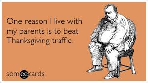 thanksgiving ecard one reason i live with my parents is to