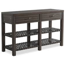 sofa table sofa tables living room tables value city furniture and mattresses