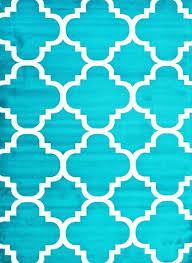 Area Rugs Turquoise Turquoise Moroccan Trellis Quatrefoil Rug Discount Area