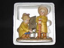 home interior porcelain figurines home interior denim days ebay