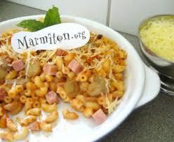 comment cuisiner le panais marmiton gratin de pâtes façon timbale milanaise recette de gratin de