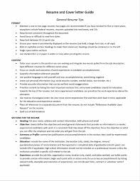 What Should Not Be Included On A Resume Keys To A Really Good Resume Sidemcicek Com