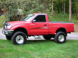 1995 toyota tacoma information and photos zombiedrive