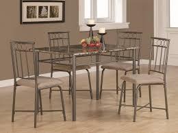 regular height casual dining casual dining room set co 150114 casual dining room set